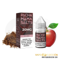 SALES PACHAMAMA APPLE TOBACCO 20MG 10ML TPD | CHARLIES DUST