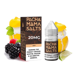 SALT PACHAMAMA SORBET 20MG 10ML TPD | CHARLIES DUST