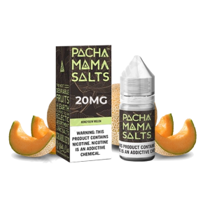 SALT PACHAMAMA HONEYDEW MELON 20MG 10ML TPD | CHARLIES DUST