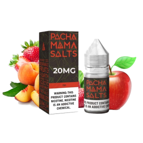 SALT PACHAMAMA FUJI 20MG 10ML TPD | CHARLIES DUST