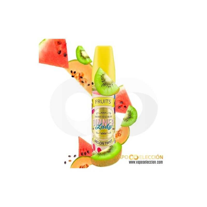 ELIQUID MELON TWIST 50ML | DINNER LADY
