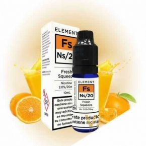 ELEMENT SALTS FRESH SQUEEZE 20 MG 10 ML | ELEMENT ELIQUID