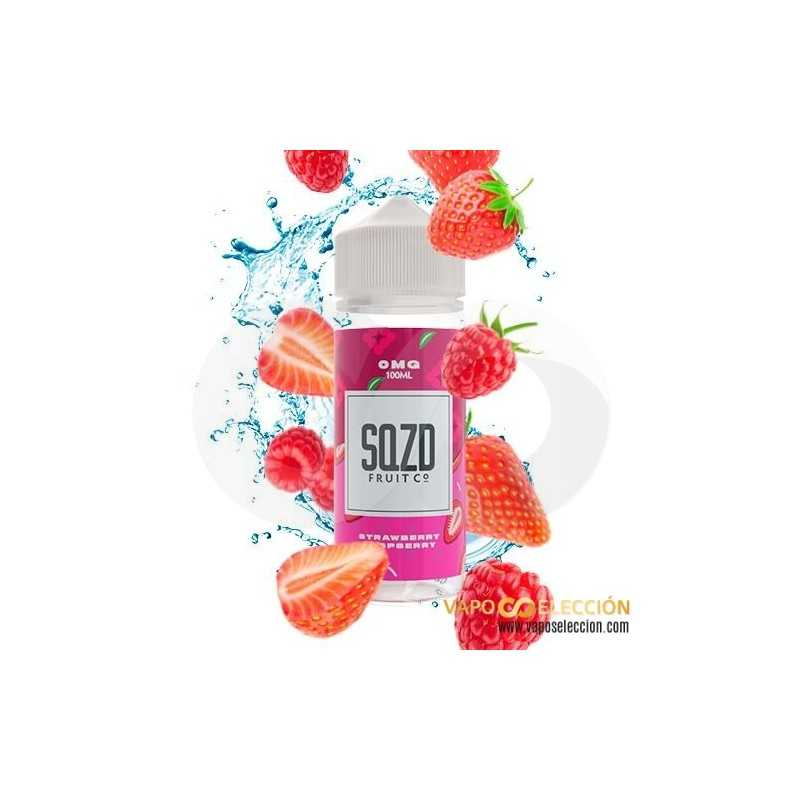 MANGO LIME 100 ML 0 MG BY SQZD FRUIT CO.