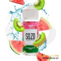 STRAWBERRY RASPBERRY 100 ML 0 MG BY SQZD FRUIT CO.