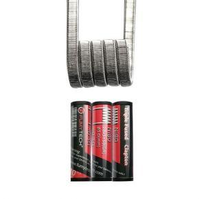 COILS TRIPLE FUSED CLAPTON 10PCS | FUMYTECH