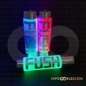 FUSH SEMI-MECANICO LED MOD BLACK   ACROHM
