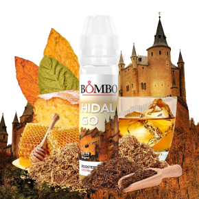 ELIQUID HIDALGO 50ML | BOMBO ELIQUID