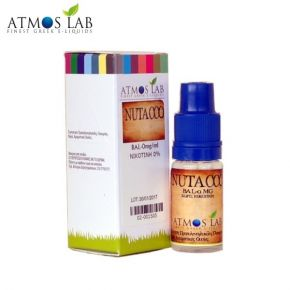 ELIQUID NUTACCO 0MG 10ML | ATMOS LAB