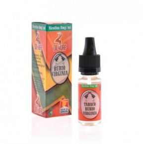ELIQUID TABACO RUBIO VIRGINIA 6MG 10ML | OIL4VAP