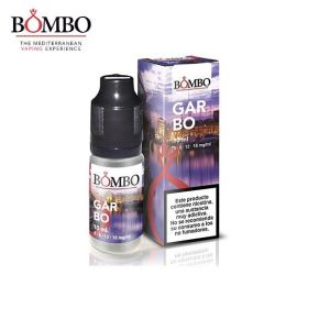 ELIQUID GARBO 6MG 10ML | BOMBO ELIQUID