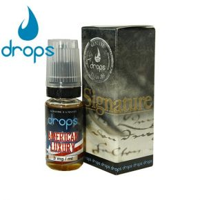 ELIQUID AMERICAN LUXURY 3MG 10ML | DROPS ELIQUID
