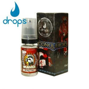 LIQUIDO CAESAR 12MG 10ML | DROPS ELIQUID