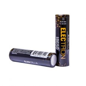 BATERIA ELECTRON 18650 PACK 2UDS | BLACKCELL