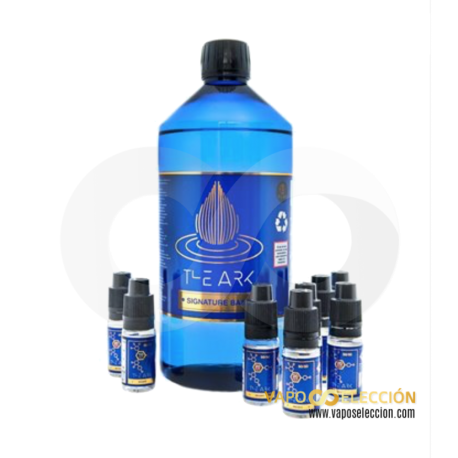 PACK BASE 50PG/50VG 3MG 1000ML | THE ARK