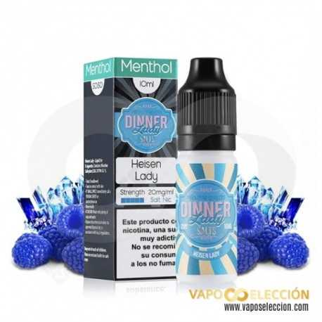 LEMON SHERBETS 20 MG SALT 10 ML | DINNER LADY