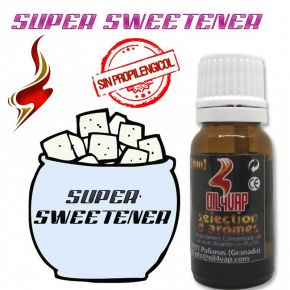 MOLÉCULA SUPER SWEETENER 10 ML | OIL4VAP