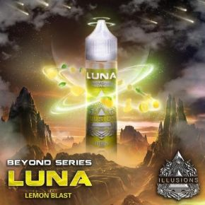 ELIQUID ILLUSIONS BEYOND SERIES LUNA 50 ML 0 MG | 12 MONKEYS
