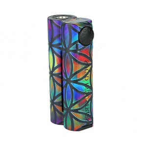 DOUBLE BARREL V3 150W FLOWER OF LIFE | SQUID INDUSTRIES