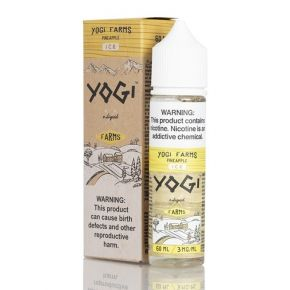 YOGI JAVA GRANOLA BAR 0MG 50ML SHAKE AND VAPE