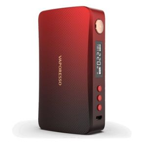 GEN 220W BLACK RED MOD | VAPORESSO