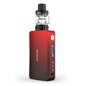 GEN 220W BLACK RED + SKRR-S 2 ML KIT | VAPORESSO