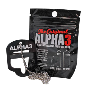 ALPHA 3 REMOVAL TOOL ELIQUID CAP | THE ALPHA 3