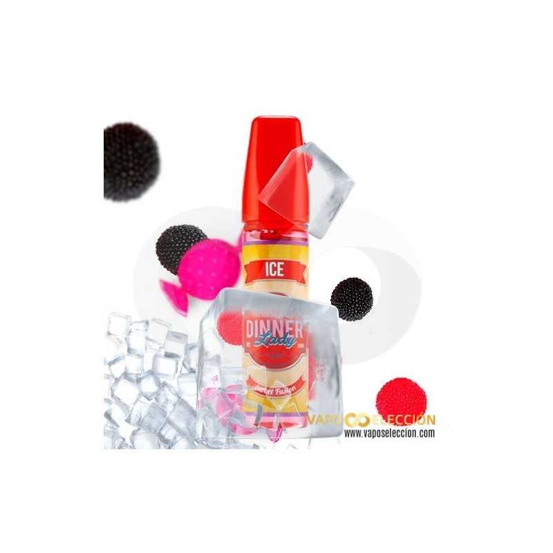 ELIQUID ICE SWEET FUSION 50ML | DINNER LADY