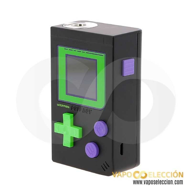 PUFF BOY BOX MOD 200W BLACK | WIZMAN