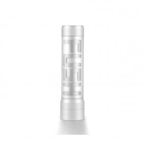 FUSH SEMI-MECANICO LED MOD WHITE | ACROHM