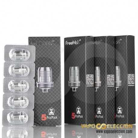 COILS FIRELUKE 2 TANK MESH X1 PACK 5 UDS |FREEMAX