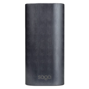 SAGA BOX MECH MOD GUN METAL | VAPERZ CLOUD