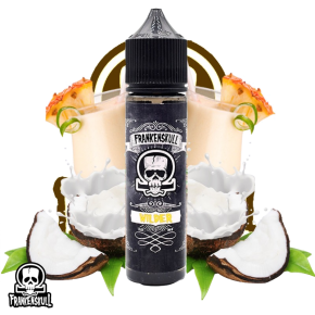 ELIQUID WILDER 50ML | FRANKENSKULL ELIQUID