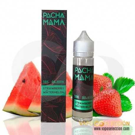 ELIQUID PACHAMAMA STRAWBERRY WATERMELON 50ML | CHARLIES DUST