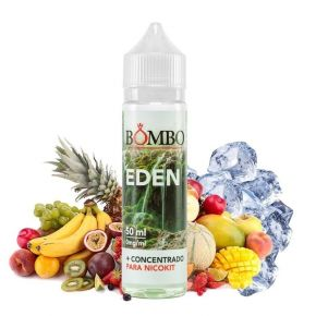 BOMBO ELIQUID EDEN 0MG TPD 50ML SHAKE & VAPE