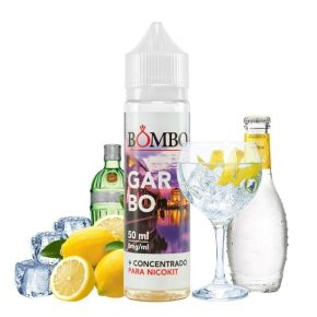 BOMBO ELIQUID GARBO 0MG TPD 50ML SHAKE & VAPE