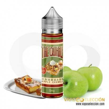 THE CRUMBLE HOMEMADE 50ML SHAKE & VAPE