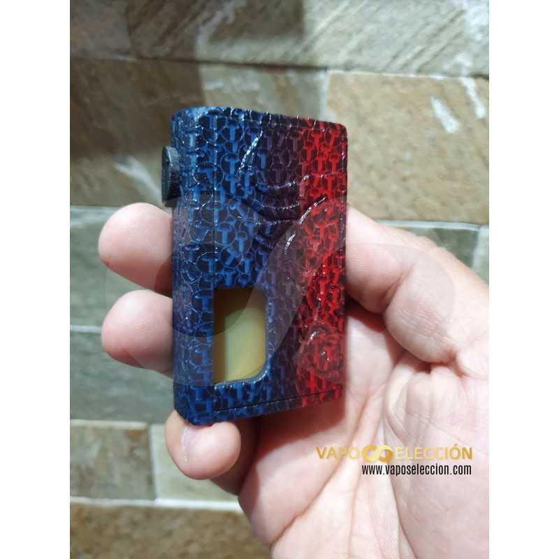 TMOD RIB PSYCHO 18650 FE BLUE BLACK RED | TOROMOD
