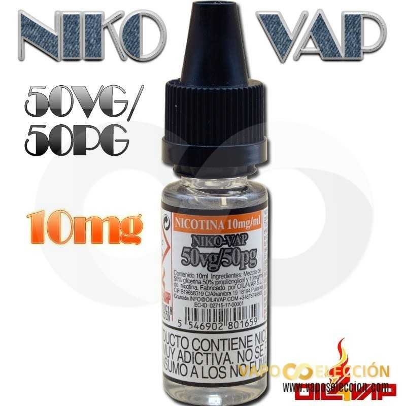 VAPFIP NICOKIT 20MG 50/50 10 ML