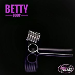 BETTY BOOP ALIEN DUAL FULL NI80 0.18/0.36 RESISTORS | LADY COILS