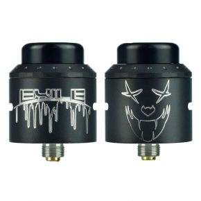 THE EXILE 25 MM RDA BLACK | ARMAGGEDON MFG