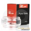 PYREX BUBBLE GLASS FAT RABBIT SUB-OHM TANK 5ML   HELLVAPE