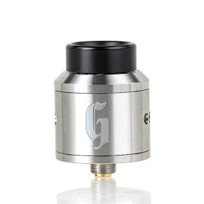 GOON 25MM RDA SILVER | CUSTOM VAPES