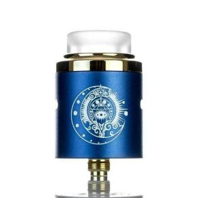 LITTLEFOOT RDA BLUE | CUSTOM VAPES & WAKE MOD CO.