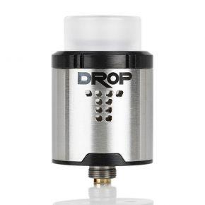 DROP RDA 24MM SILVER | DIGIFLAVOR