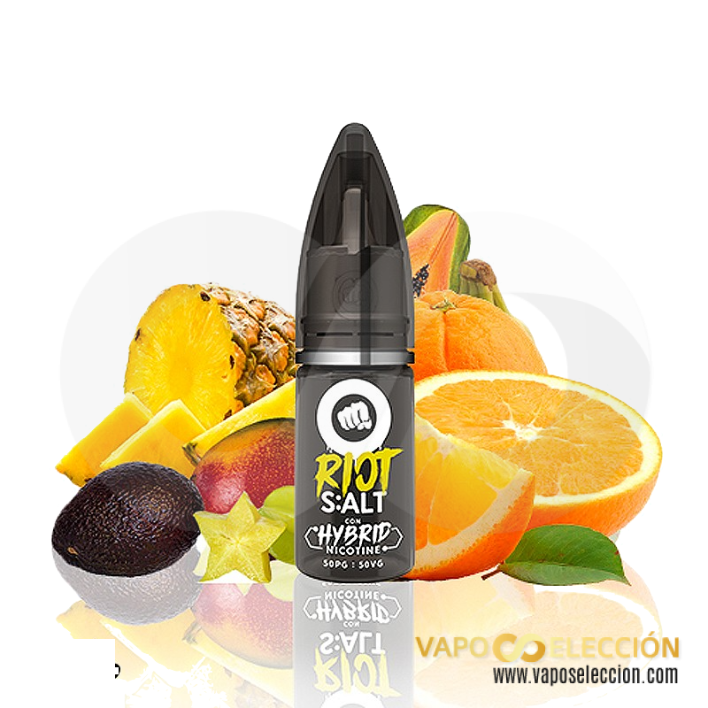 SALT TROPICAL FURY 10MG 10ML | RIOT SQUAD
