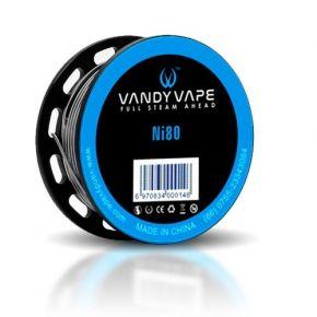 THREAD NI80 0.4MM/26GA 10M | VANDY VAPE