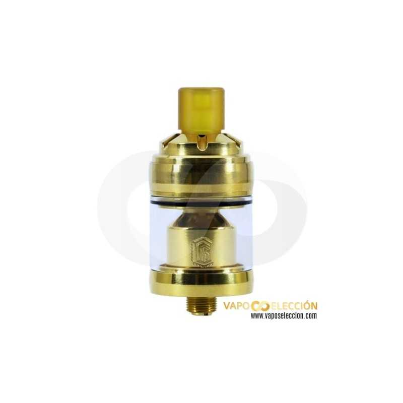 RELOAD MTL RTA 22MM GOLD | RELOAD VAPOR USA