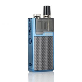 ORION PLUS DNA 22W BLUE CARBON FIBER | LOST VAPE