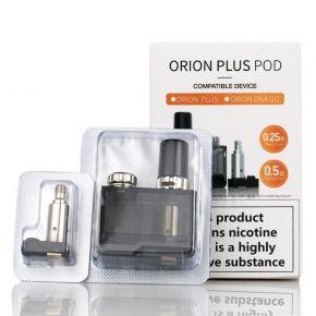 ORION PLUS DNA CARTRIDGE + COILS | LOST VAPE