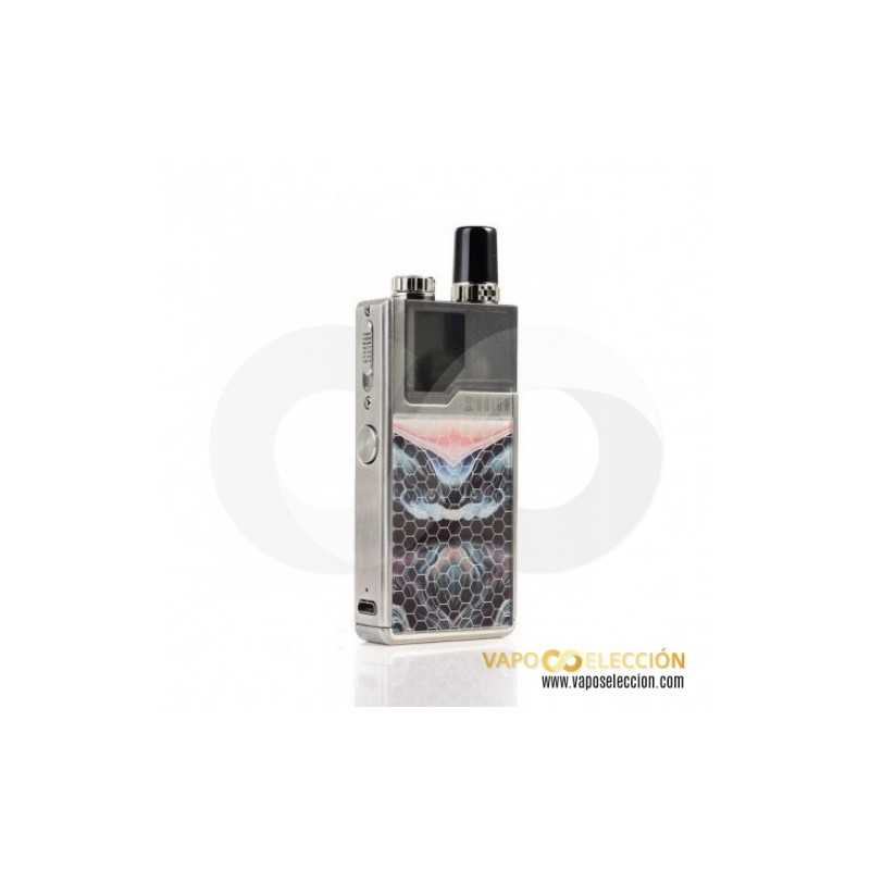 ORION Q POD KIT 17W HONEYCOMB SILVER/FANTASY | LOST VAPE